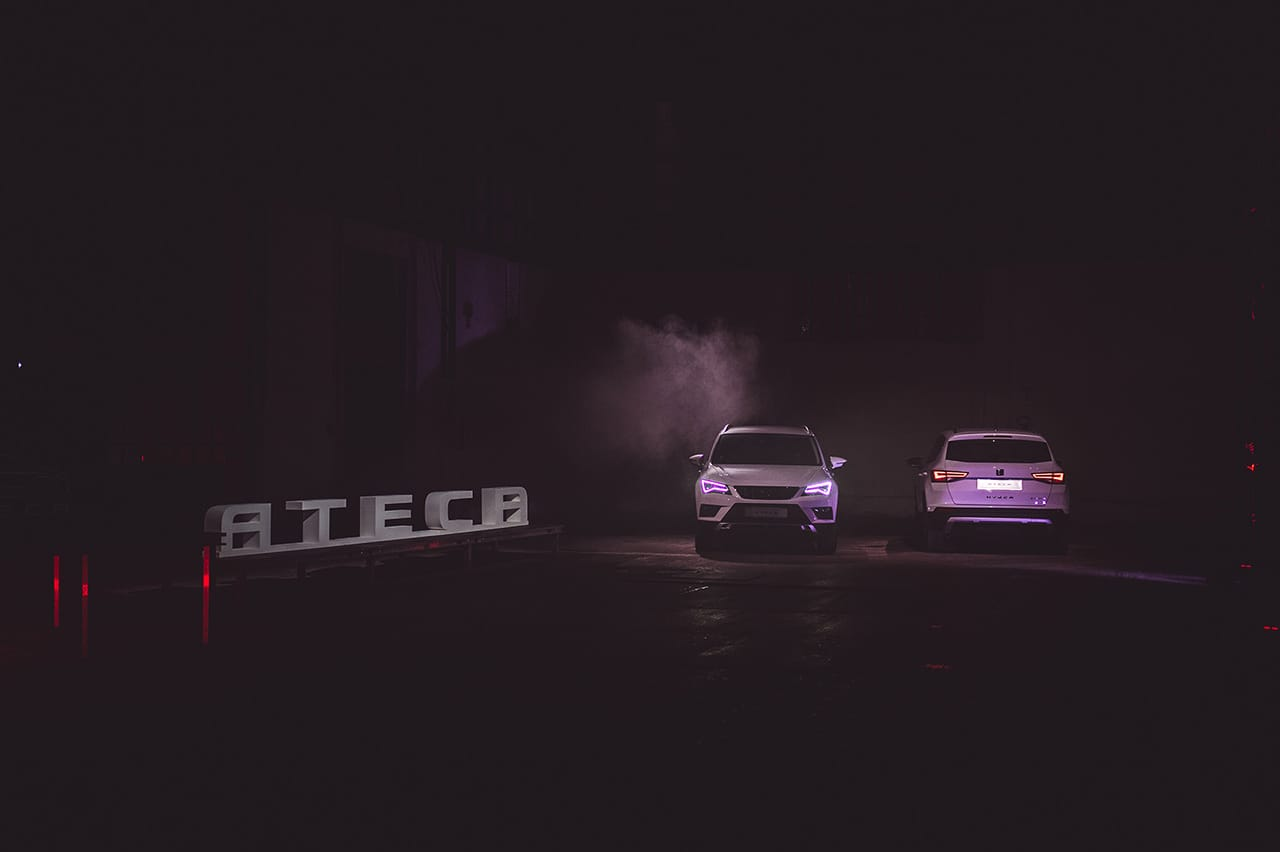 seat ateca celebration corporate brand activation product engagement 12