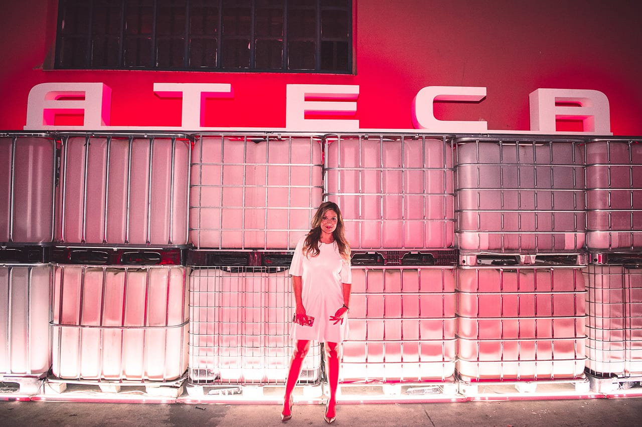 seat ateca celebration corporate brand activation product engagement 21