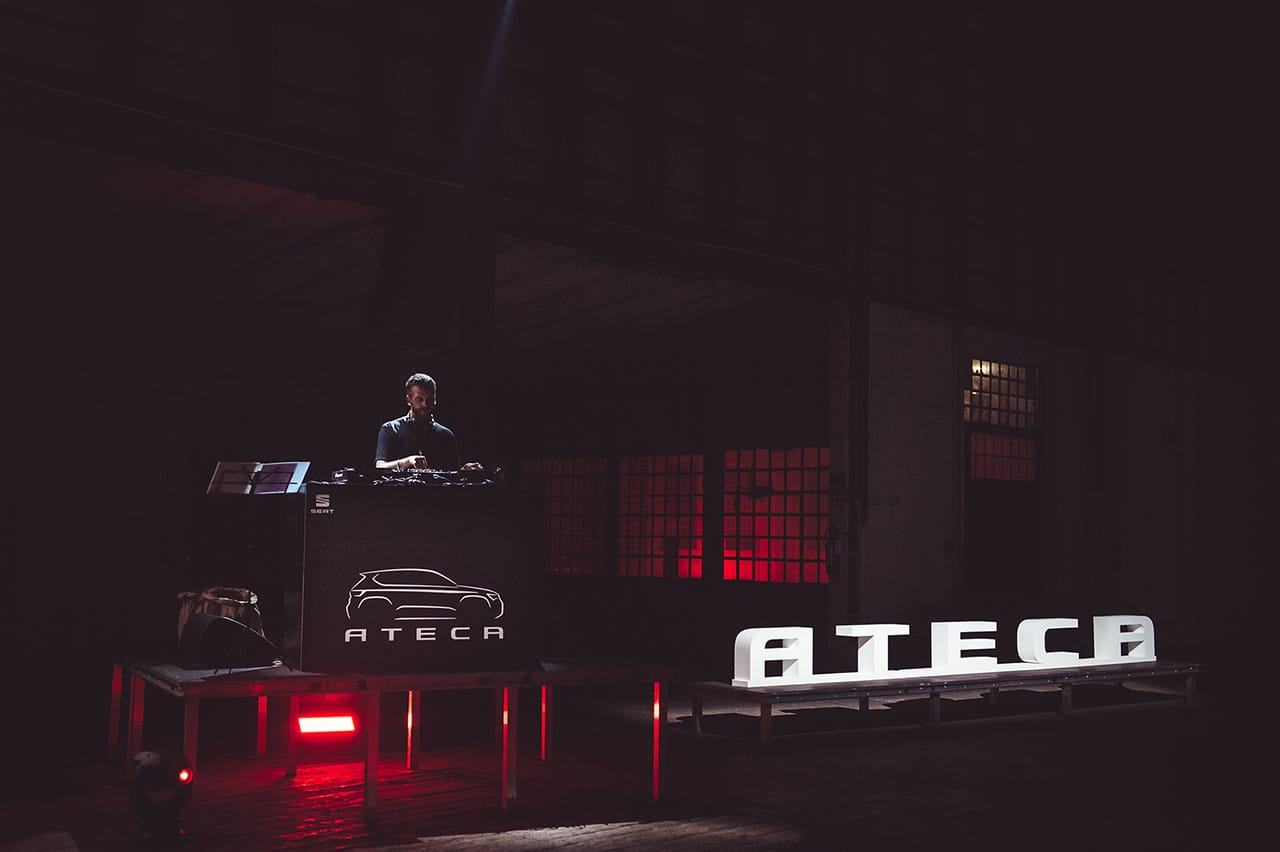 seat ateca celebration corporate brand activation product engagement 4