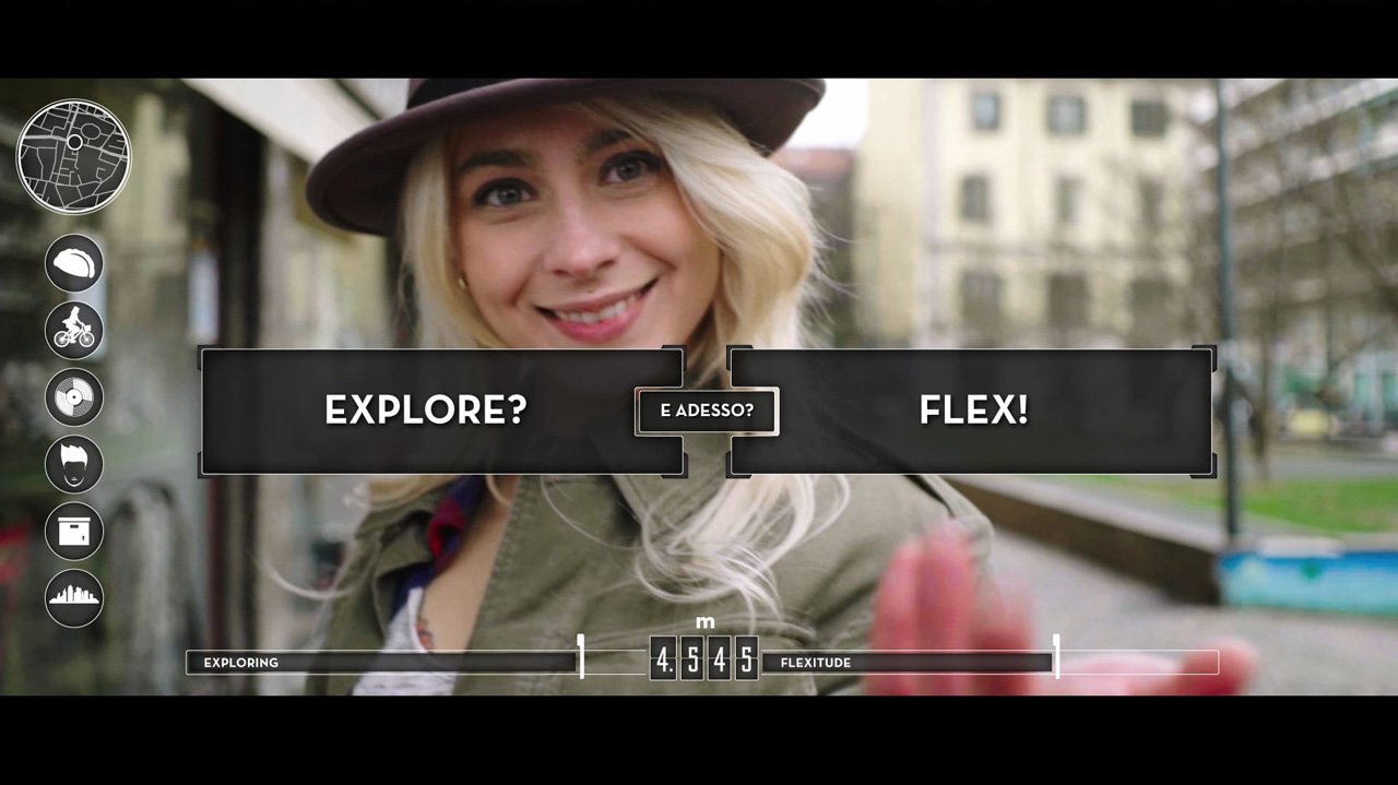 timberland flex in the city product activation video game 3